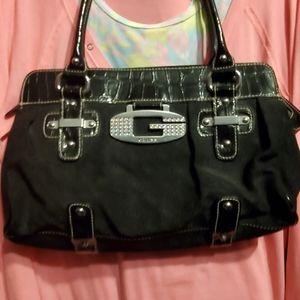 Black Guess Bag